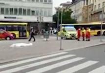 Attacco a Turku in Finlandia
